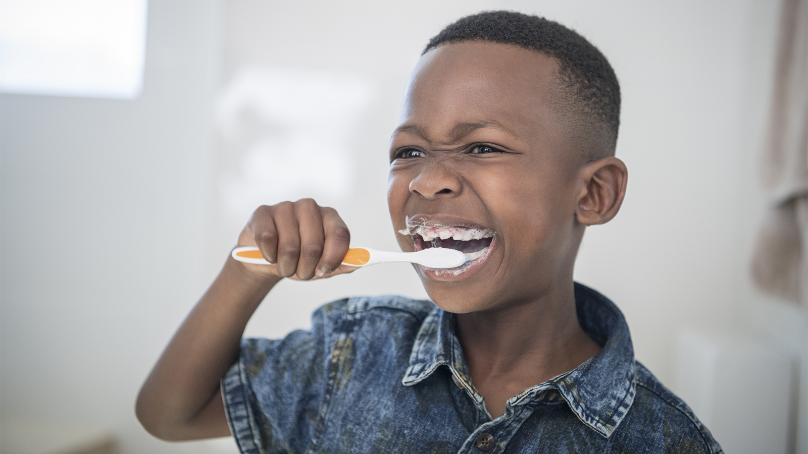 Toothpaste: Too Much of a Good Thing for Kids