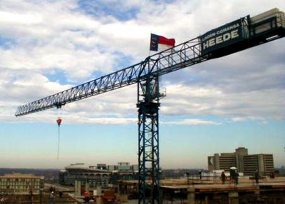 How Do They Grow? - How Tower Cranes Work | HowStuffWorks
