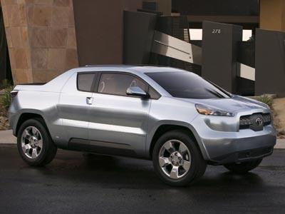 Types Of Pickup Trucks >> How The Toyota A Bat Hybrid Truck Works Howstuffworks