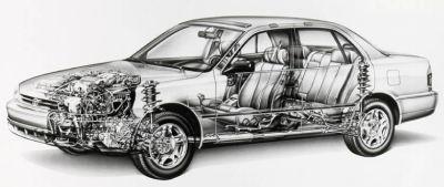 30 1996 Toyota Camry Parts Diagram - Wiring Diagram Database
