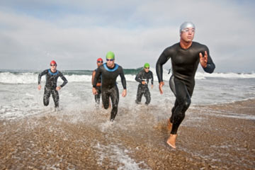 What are the various triathlon distances? | HowStuffWorks