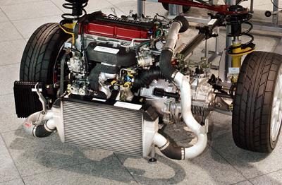 How Turbochargers Work | HowStuffWorks