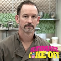 John Auburn created this Buttermilk Cake with Coffee recipe in the second season of TLC's 'Ultimate Cake Off'.