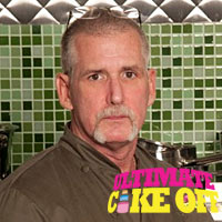 Mike Terry created this Milk Chocolate Mousse Cake recipe in the second season of TLC's 'Ultimate Cake Off'.