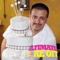 Richard Medina created this Simply Cakes recipe in the first season of TLC's 'Ultimate Cake Off'.
