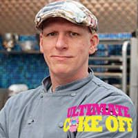 Wayne Steinkopf created this Swanky Cake recipe in the second season of TLC's 'Ultimate Cake Off'.