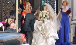 Carry Bradshaw Wedding Dress.3 Sarah Jessica Parker As Carrie Bradshaw 10 Most Uncomfortable