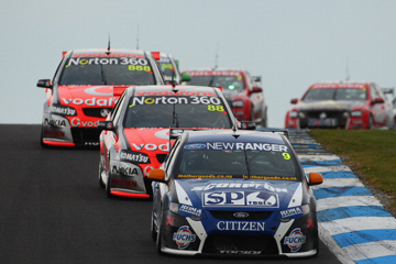 Super Car Racing >> How The V8 Supercars Championship Series Works Howstuffworks