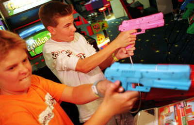 Do Violent Video Games Cause Violence? | HuffPost