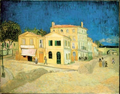 The Yellow House by Vincent van Gogh | HowStuffWorks