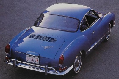 Volkswagen Karmann-Ghia Year-By-Year Changes | HowStuffWorks