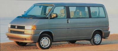 1993 Volkswagen Bus: The EuroVan | HowStuffWorks