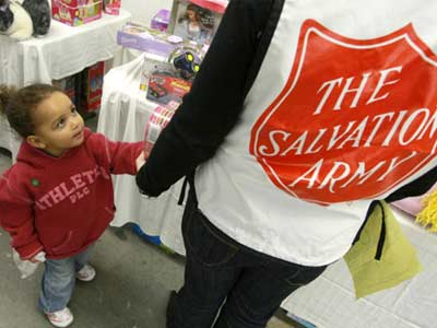 Introduction To Volunteer For The Salvation Army Howstuffworks