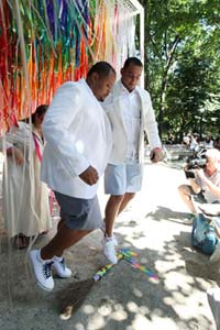How The Jumping The Broom Ceremony Works Howstuffworks