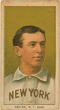 Hall of Famer Willie Keeler