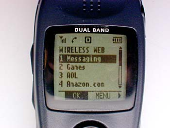 WAP phone from How Wireless Internet Works by Jeff Tyson, Howstuffworks.com, Inc