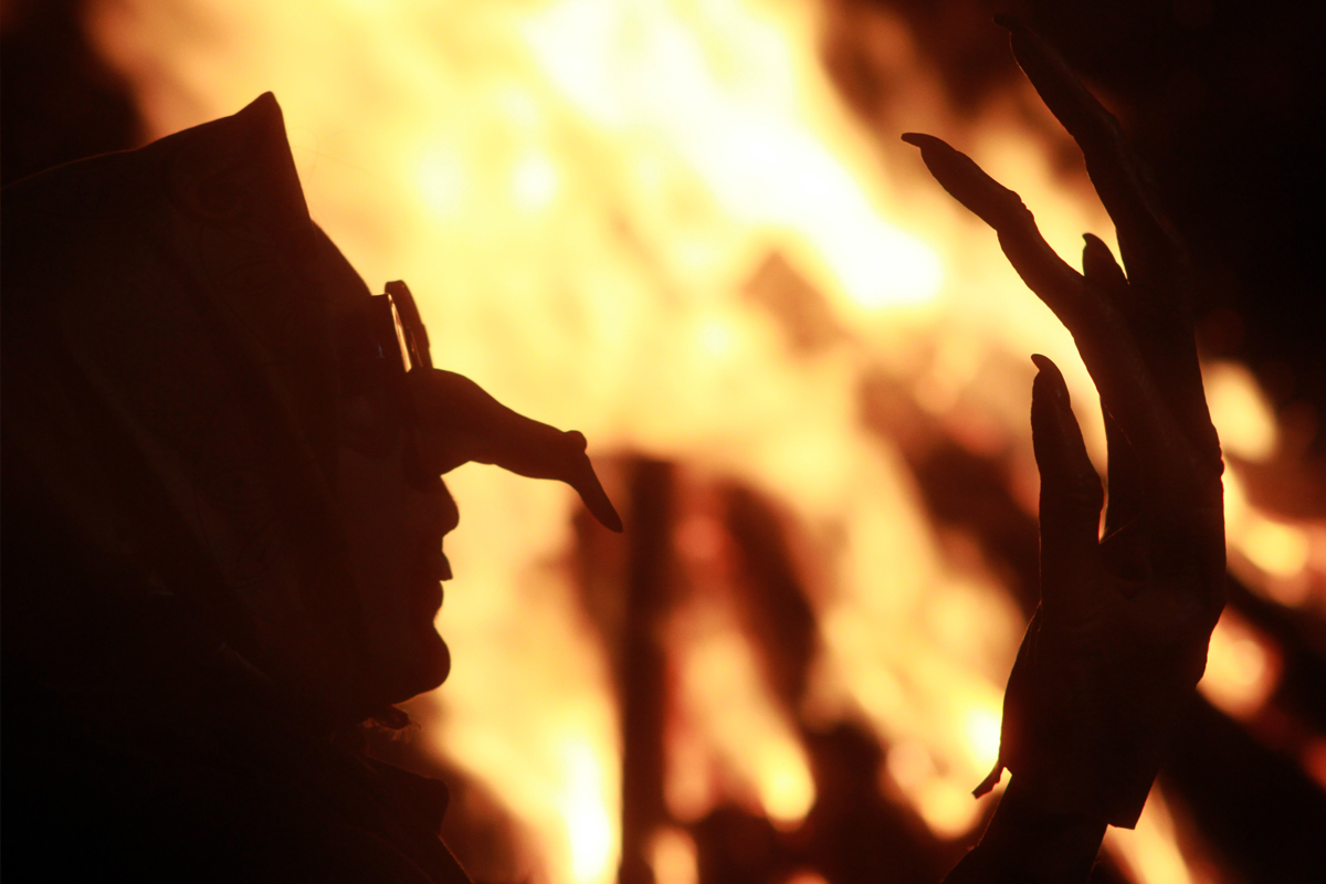 Were Witches Really Burned At The Stake In Salem Howstuffworks