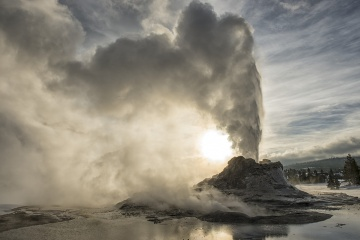 What If The Yellowstone Supervolcano Erupted Howstuffworks
