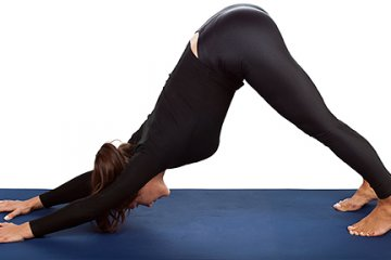 downward facing dog adho mukha svanasana  10 yoga