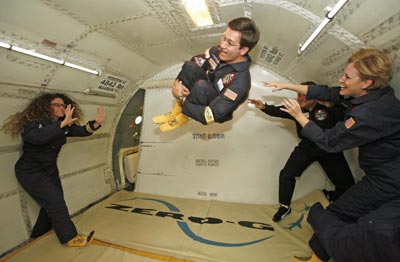 How Zero-gravity Flights Work | HowStuffWorks
