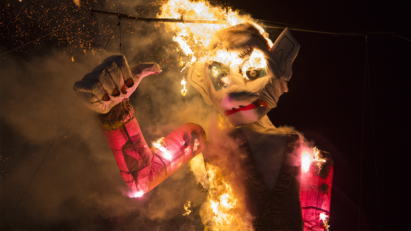 Zozobra: Santa Fe's Yearly Incineration of Sorrows
