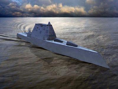 How The Zumwalt Class Destroyer Works Howstuffworks