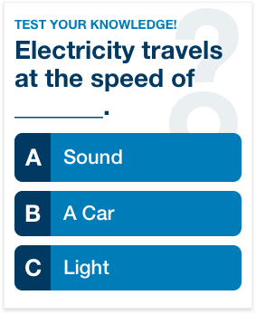 How Much Do You Know About Electricity?
